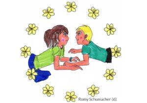 Oskar und Lisa